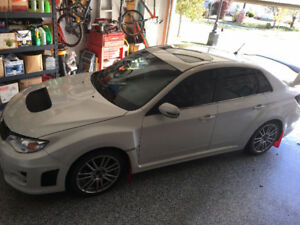 2013 Subaru Impreza WRX STi Sport Tech Package Sedan