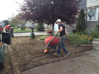 Pavé Uni Jacques Landscaping 10%discount Laying sod 438-823-0023