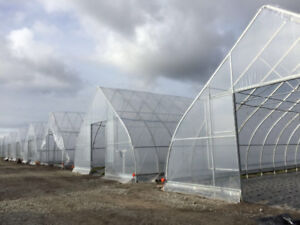 (Lower Mainland) Selling Greenhouse Material and Equipment