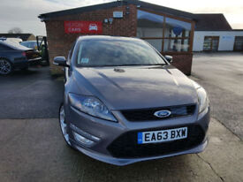 2013 Ford Mondeo 2.0TDCi ( 163ps ) Powershift Titanium X Sport AUTOMATIC