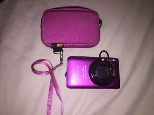 Canon PowerShot ELPH 100HS Digital Camera