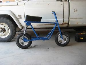 Vintage Sears Mini Bike