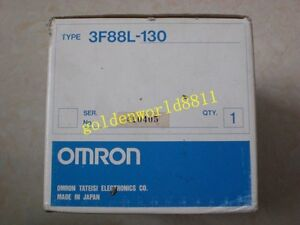 NEW-OMRON-cam-positioner-3F88L-130-good-in-condition-for-industry-use