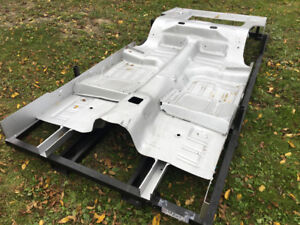 Complete floor for 1964 to 1968 mustang coupe, fastback,$ 3500 c