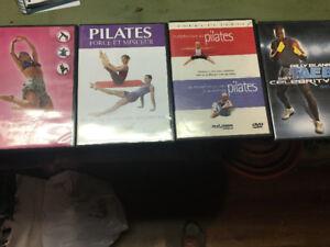 DVD exercice