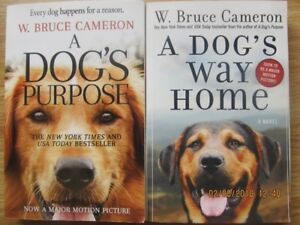 A DOG'S PURPOSE – 2016 & A DOG'S WAY HOME - 2018