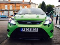FORD FOCUS RS TURBO MK2 REPLICA GENUINE ST-2 LUX PACK 1 & 2 FULLY LOADED