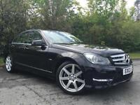 2012 Mercedes-Benz C Class 1.8 C180 BlueEFFICIENCY Sport 4dr