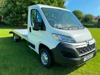Citroen Relay 35 3.5t 2.2Hdi 130ps Recovery Vehicle Transporter Only 40651 Miles
