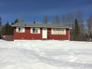 HOUSE FOR SALE in PRINCE GEORGE INVESTMENT OPPORTUNITY