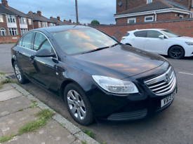 2013 VAUXHALL INSIGNIA 2.0 DIESEL 5DR FULL SERVICE HISTORY