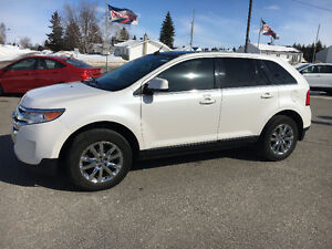 2011 FORD EDGE LIMITED AWD 4X4