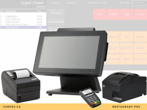 POS For RESTAURANT, BAR, PIZZA, BAKERY, CAFE & FAST FOOD TAKEOUT