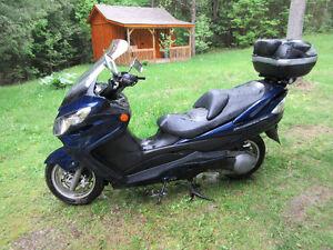 07 Suzuki Burgman 400