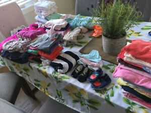0-6 month girls clothes