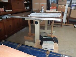 """table d""""architecte industrielle"""