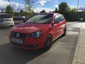 Vw polo Gti 1.8 turbo 240 revo remap