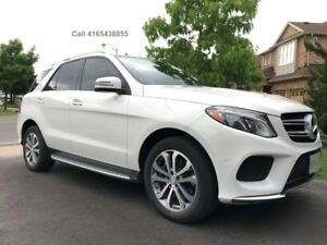 2016 GLE 350d 4MATIC Mercedes Benz loaded in mint cond, 42000km