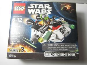 Lego Star Wars Rebels #75127 - The Ghost New Sealed Hera Micro
