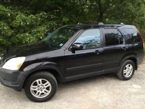 2003 Honda all wheel drive CRV