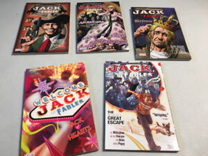 Jack of Fables graphic novels