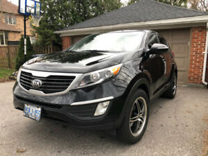 2013 Kia Sportage - 1 owner, 0 accident, 110k, 2 sets tires