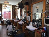 Full-time barber wanted