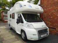 ACE Adventurer 685FB, 4 berth, 4 belt, motorhome for sale