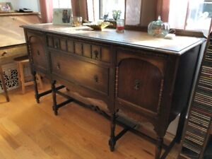 Antique Buffet for sale