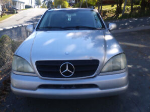$3200 Mercedes Benz (2001) ML320