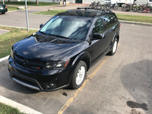 2014 DODGE JOURNEY R/T Body Style: SPORT UTILITY