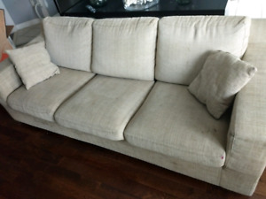 3-Seater Sofa/Couch