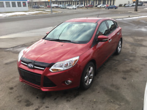 Ford Focus 2012 Accident Free SE Package $9150 or Best Offer