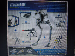 STAR WARS Attack On Hoth Playset Strathcona County Edmonton Area image 2