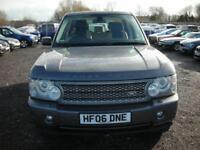 2006 06 LAND ROVER RANGE ROVER 4.2 V8 SUPERCHARGED 5D AUTO 391 BHP