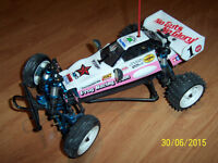 Tamtech Frog 1/16 fully hopped up electric buggy