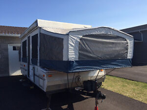 Tent trailer Jayco 1206 (2007)