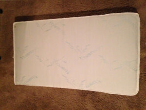 Bamboo baby crib mattress excellent condition