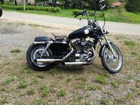 Harley Davidson Sportster 1200 Bobber