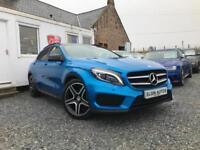 2014 (14) Mercedes-Benz GLA220 AMG Line 4Matic Premium Plus 2.1 CDI ( 170 bhp )
