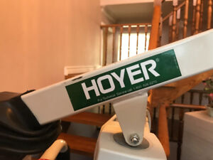 Hoyer Deluxe Person Lift