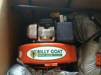 Billy Goat blower 5hp **NEUF**