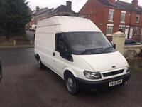 Ford Transit 2006 FULL MOT high roof mwb