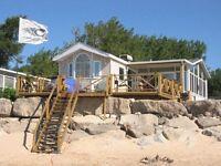 Beautiful Beachfront @Sherkston Shores Resort !