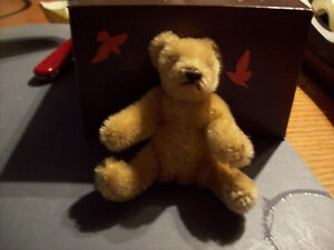 "Steiff 3"" Teddy Bear"