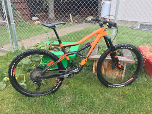 Cannondale Trigger mountain bike 2017