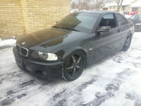 2002 BMW 330i M-package