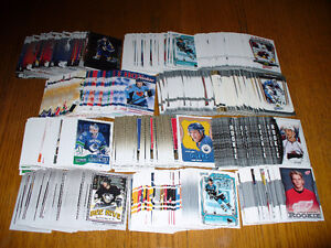 600 HOCKEY ROOKIE CARDS !!   ***CHEAP***