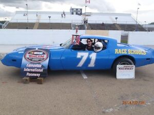 CHRISTMAS GIFTS FROM EDMONTON INT'L RACEWAY IN WETASKIWIN!