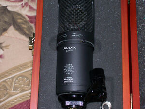 Audix CX 112B Large Condenser Microphone with Cardioid Pattern